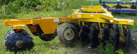 Heavy-duty-disc-plow