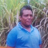 Irvin Villanueva Sugar Cane Farmer